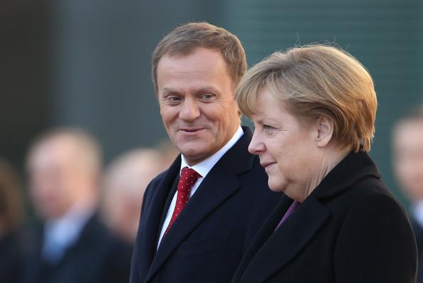 Angela+Merkel+Donald+Tusk+Merkel+Tusk+Meet+WteDqVS47oZl