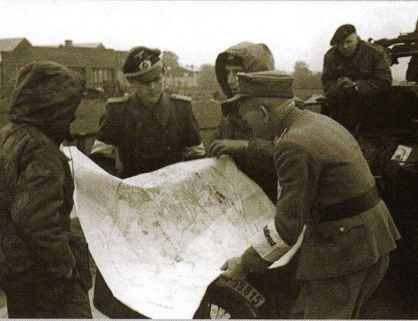 Wilhelmshaven; maj 1945