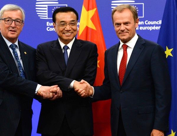 Szczyt UE-Chiny 12-13 lipca 2016 r.
