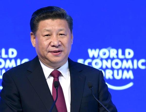 Przemówienie Xi Jinpinga w czasie ceremonii inaugurującej Forum w Davos. / Fot. forbes.com