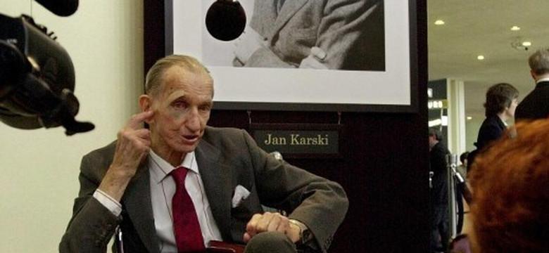 Jan Karski w ostatnich latach swojego życia